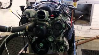 COME Racing 420ci LS Engine