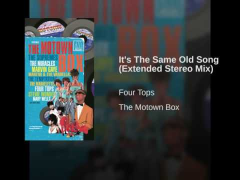 It's The Same Old Song (Extended Stereo Mix)