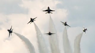 2017 Dover AFB Open House & Airshow - USAF Thunderbirds