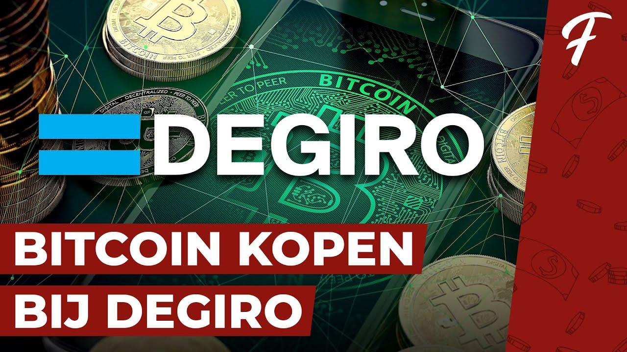 degiro bitcoin