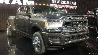 2019 Ram 3500 offers plenty of power and luxury to match