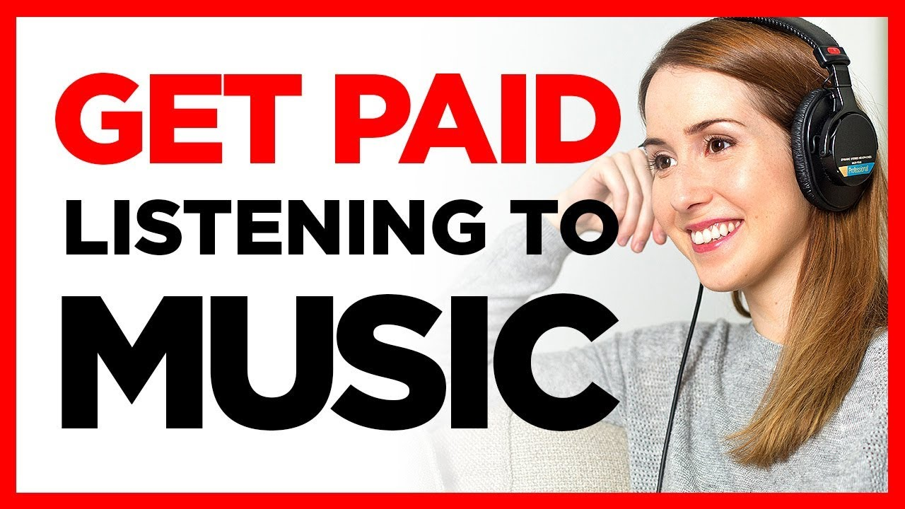 Image result for Get paid for listening to music
