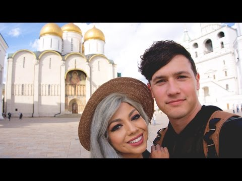 Charisma Star Goes To RUSSIA! - Vlog Day 1