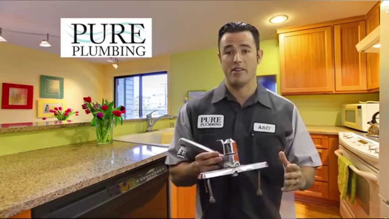 Removing and Preventing Calcium Buildup On Your Faucets - Pure ...