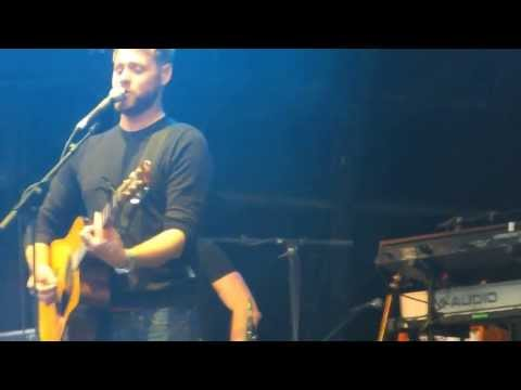 Brian McFadden: 'When Your Looking Like That' & 'Flying Without Wings': Live at Falkirk, 21/6/2013