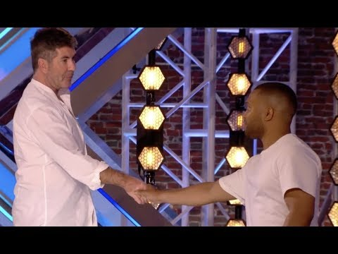 Single Dad Was Given a Second Chance To Get Yes From Simon | The X Factor UK 2017