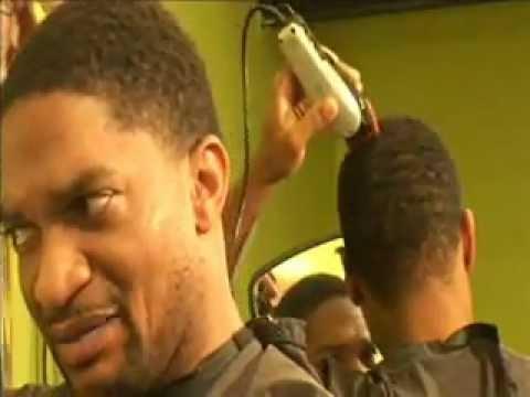 free cut hair men's quick simple