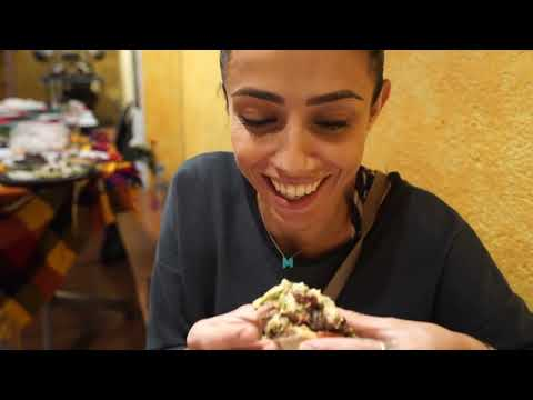 EATING INSECTS with The New Travel   Traditional Mexican food 2018   YouTube