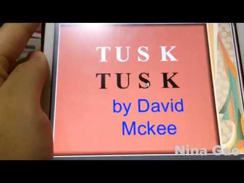 Task Task by David Mckee (Read by Nina Gao)