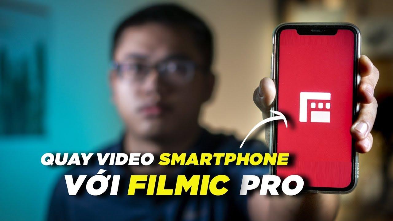 HLP ● Hướng dẫn quay video trên điện thoại smartphone bằng Filmic Pro ● Học Làm Phim
