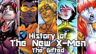 History of The New X-Men - The Gifted