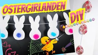 💗 Room Decor ✿ Ostern  DIY ✿ Zimmerdekoration 💗 coole Mädchen Zöpfe & Frisuren