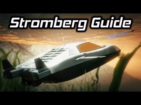 GTA Online: Stromberg In Depth Guide and Review (Another Underrated Vehicle...)