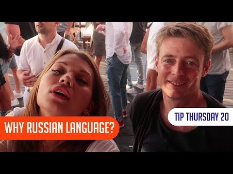 Why I speak Russian & how it will change your life!