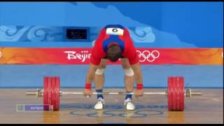 Дмитрий Клоков на Олимпиаде в Пекине. 6 подходов