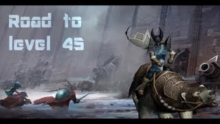 Drakensang Online : Road to level 45
