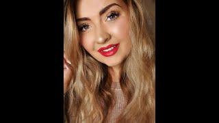 Quick make up tutorial using Body Shop skin care