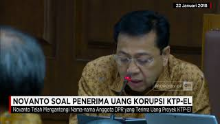 Download Video Setya Novanto Catat Nama-Nama Penerima Duit Korupsi eKTP MP3 3GP MP4