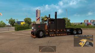 (Ets2 1.26)Modified Peterbilt 389 v 2.0.8