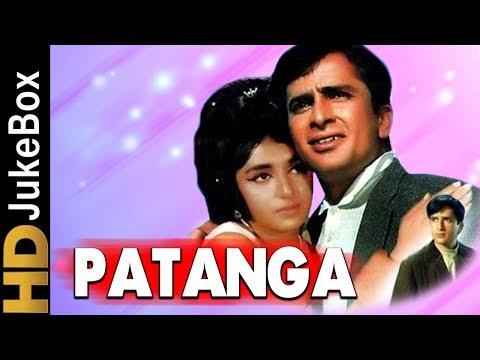 Patanga 1971 | Full Video Songs Jukebox | Shashi Kapoor, Vimi, Ajit Khan, Rajendra Nath