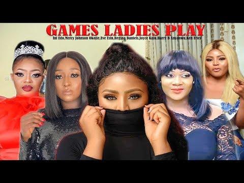 Games Ladies Play Season 1u00262 - Mercy Johnson/Ini Edo/Ken Erics Nigerian Nollywood 2018 Movie