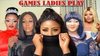 Games Ladies Play Season 1amp2 - Mercy JohnsonIni EdoKen Erics Nigerian Nollywood 2018 movie