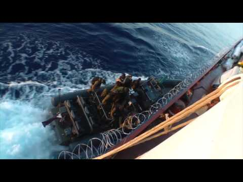 Ship to Gaza 2010 - part 2