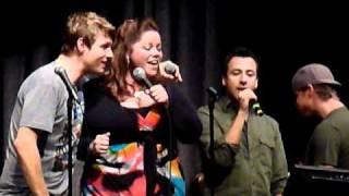 Backstreet Boys Cruise Day 3 Karaoke night, Small town girl 2