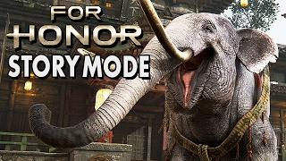 For Honor Story Mode German Gameplay #13 - Herrscher der Samurai | KeysJore
