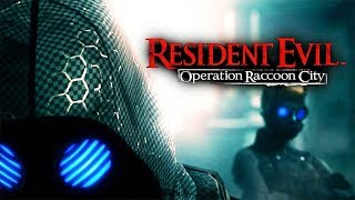 RESIDENT EVIL: Operation Raccoon City All Cutscenes (Game Movie) PC Max Settings 1080p 60FPS