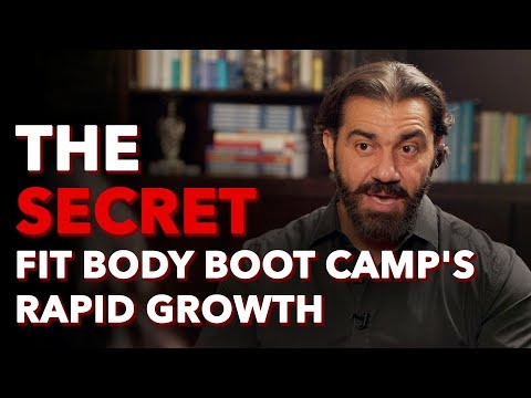 The Secret: Fit Body Boot Camp's Rapid Growth | Franchising | Bedros Keuilian