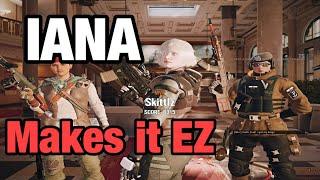 DOMINATING w/ IANA - Rainbow Six Siege: Operation Void Edge