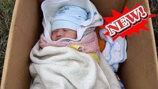 Phát hiện bé gái sơ sinh bị bỏ rơi bên vệ đường kèm theo tờ giấy 'hoàn cảnh khó khăn không nuôi đượ