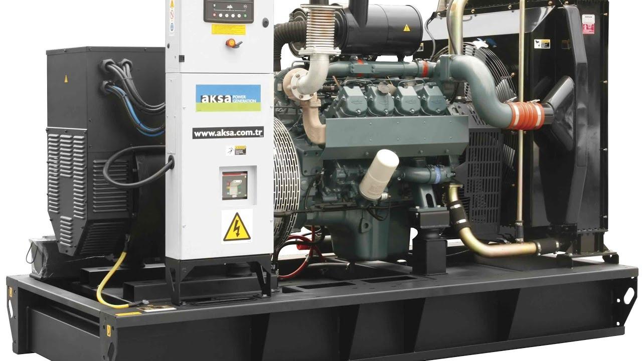 Дизельные генераторы акса, турецкий производитель генератор aksa, качество за приемлемую цену.