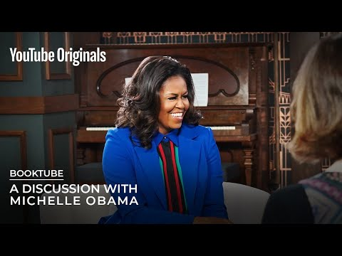 BookTube | A Discussion With Michelle Obama