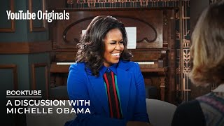BookTube | A Discussion With Michelle Obama thumbnail