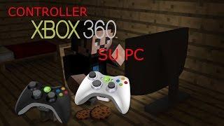 tutorial come usare controller xbox 360 su pc