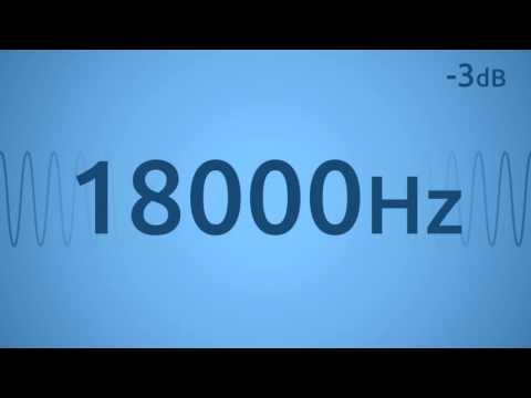18000 Hz Test Tone