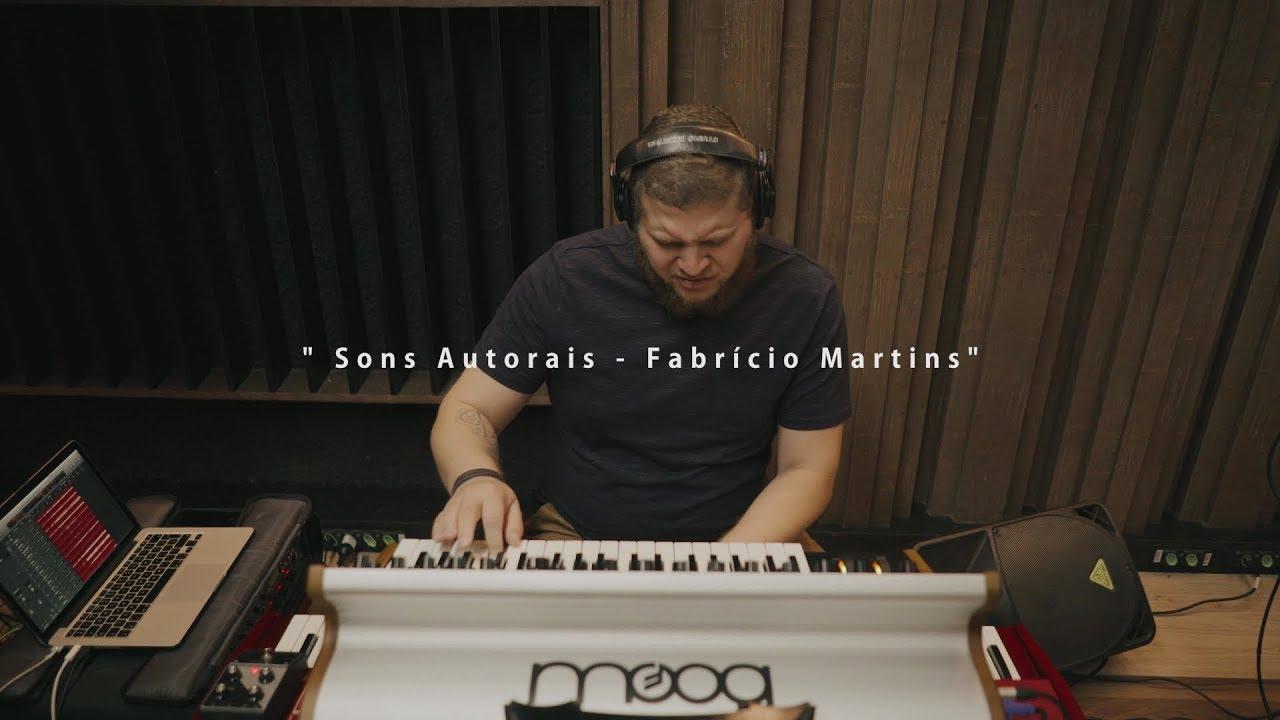 Sons Autorais - Fabrício Martins - EPK