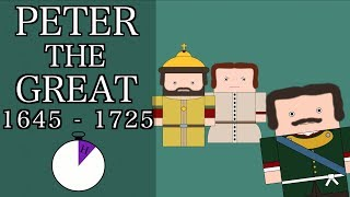 Ten Minute History - Peter the Great and the Russian Empire (Short Documentary)
