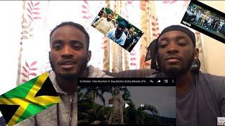 DJ Khaled - Holy Mountain ft. Buju Banton, Sizzla, mavado, 070 shake- (REACTION!!)