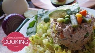 Healthy Tuna Salad Recipe ♥ Eat Healthy With Laura