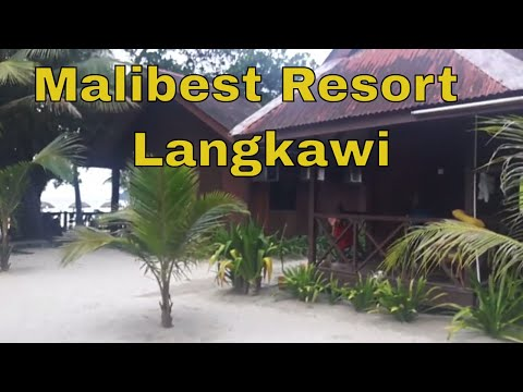 Malibest Resort|Beach front|Wooden Chalet |Brick Chalet |Tree House |Langkawi Malaysia