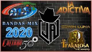 BANDAS 2021 - Lo Mas Romantico Lo Mejor y Lo Mas Nuevo - Banda MS, Adictiva, Arrolladora, El Recodo
