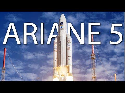 Ariane 5 - европейская лестница в космос