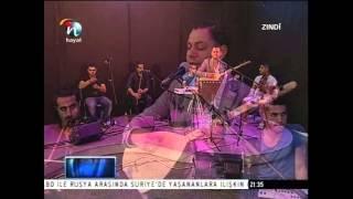 Gambar cover Ayhan - Halay Potpori (Baran Bari/Xezal/Delim le le) - Çandiyar Proğramı/Hayat TV - 08.05.2013