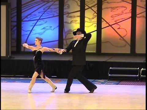 UCWDC 2015 Worlds ProAm Teen Intermediate Triple Two Step Alexis Garrish & Dean Garrish