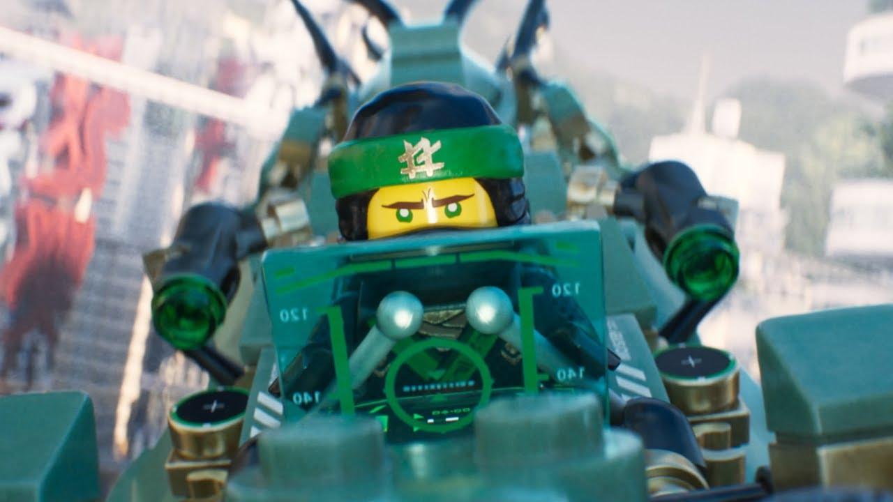 Kicks Bricks Making The Lego Ninjago Movie Youtube
