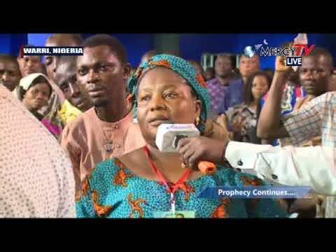 LIVE Friday Prophetic Service With Prophet Jeremiah Omoto Fulfuyin At Mercyland Warri NG.23/03/2018