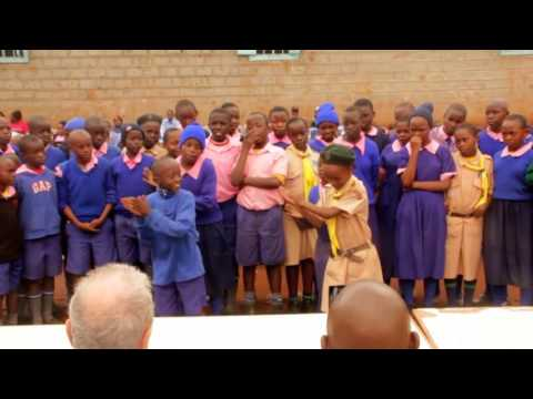 Growth of KIBERA YMCA with subtitles